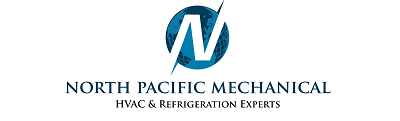 North Pacific Mechanical Logo